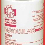 Filtro Cim-Tek de 3/4, 10 micras